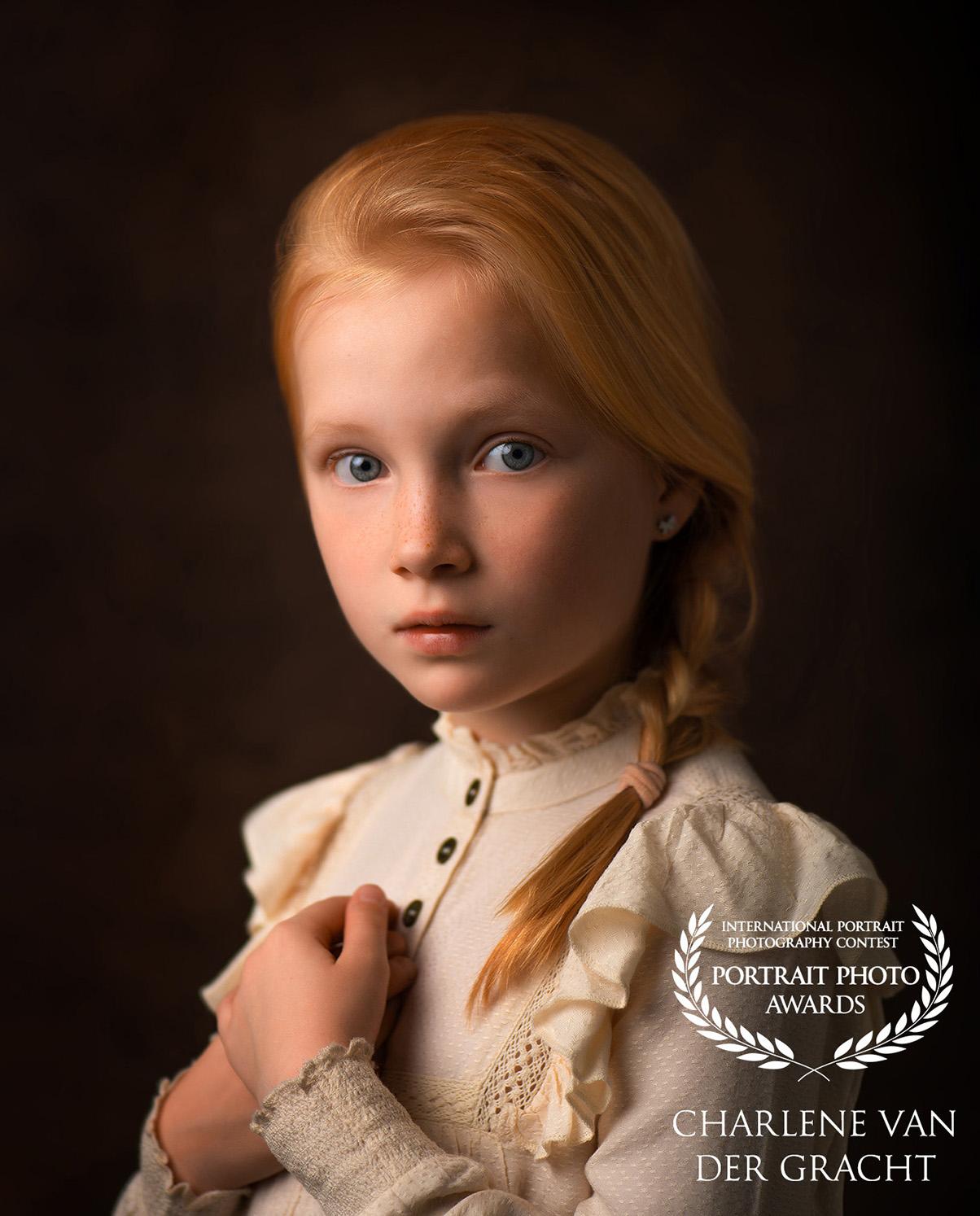Kinder portret award
