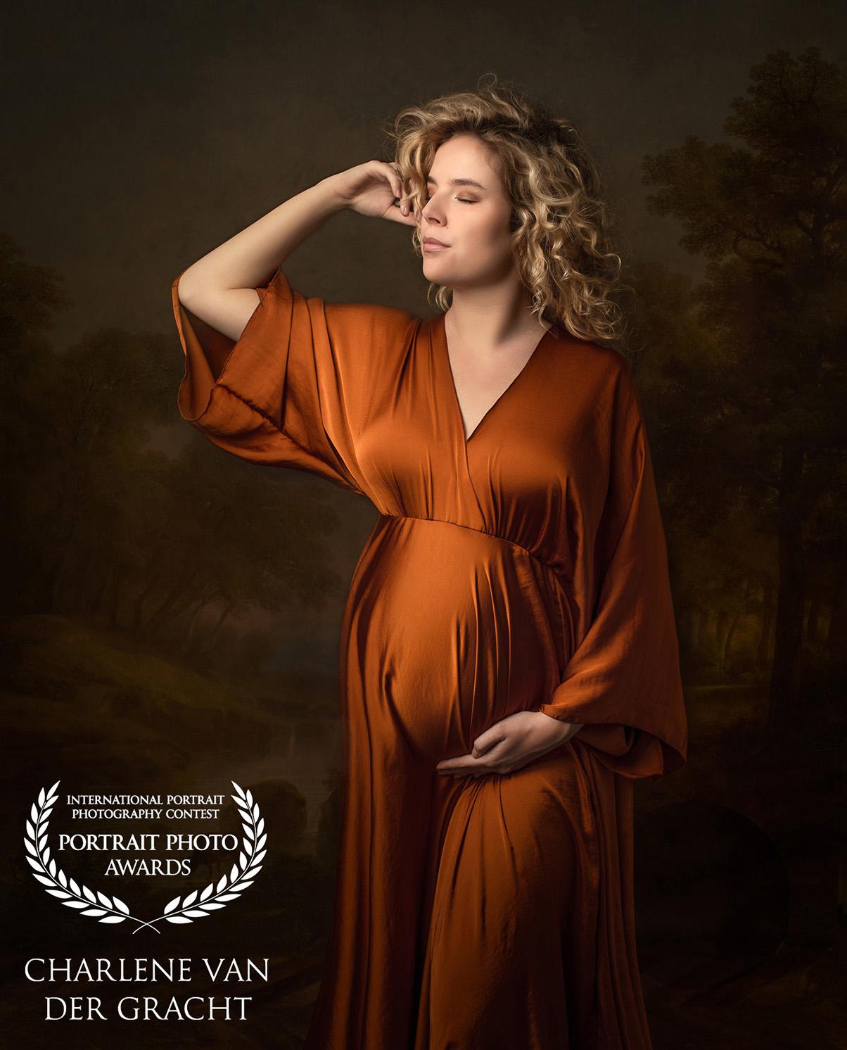 Fine art zwanger award
